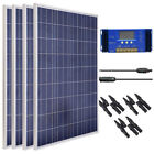 400W Bundle Kit 4100W Solar Panel for 12V Battery RV Boat Home Off Grid