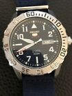 Seiko 5 Automatic Watch - SRP759 with Box and Papers
