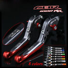 for HONDA CBR1000RR /FIREBLADE Adjustable Folding Extendable Brake Clutch Levers