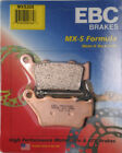EBC MXS Series Motocross Offroad Race Sintered Rear Brake Pads (1 Set) MXS208