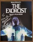 William Peter Blatty: THE EXORCIST Signed Inscribed 8x10 Promo Print