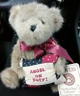 Boyds angel bear with tags