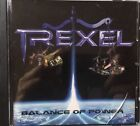 Trexel- Balance Of Power (1991/2008 CD) Skid Row, Dokken, Marchello, Tesla, Masi