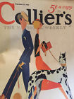 VIN TAGE Collier's Magazine,------ September 17th, 1932 ISSUE