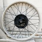 Honda XL250R XL250 Front Wheel Rim With Brake Plate 21 X 1.6 With Brake Panel