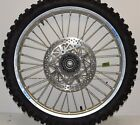 Husqvarna TE TC CR TXC 125 250 450 510 Front Wheel Hub Rim Tire 800096838 01-09