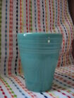 New  Fiesta TURQUOISE BATHROOM TUMBLER - 1st Quality