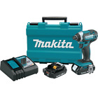 Makita XDT11R 18V LXT LithiumIon Compact Cordless Impact Driver Kit 20Ah