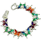 Butterfly Magnetic Clasp Braceet in a Beautiful Gift Box Fast Shipping