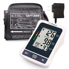 Digital Wrist Blood Pressure Monitor Digital Automatic Upper Arm with Carry Bag