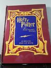 HARRY POTTER AND THE SORCERERS STONE DELUXE POP UP BOOK HARDCOVER