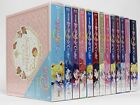 Sailor Moon Crystal Blu-ray First Edition 13 Complete Set LTD Japan Very Rare!!