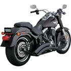VANCE AND HINES 46051 Super Radius Exhaust SystemBlack