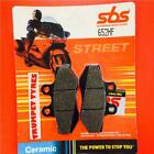 Aprilia 125 Classic 96 > ON SBS Front Ceramic Brake Pads Set OE QUALITY 652HF