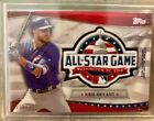 2018 Topps Fanfest Kris Bryant All Star Game Patch #'d 100