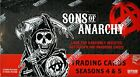 Factory Sealed Hobby Box of Sons of Anarchy Seasons 4 & 5 - from Cryptozoic