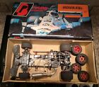 Vintage PB Racing Products Nova X5e RC Car! Used with Box incomplete