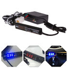 Universal APEXI Auto Turbo Timer NA & Turbo Digital LED Display Blue Light Unit