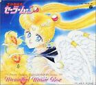 Sailor Moon Memorial Music Box Japan Free Shipping CD Animation