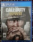 Call of Duty: WWII- Standard w/ Free Shipping {PS4 Pro Enhanced}