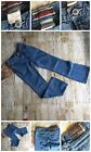 Cavaricci JR 1 Low Rise Flare Medium Wash Denim Jeans Vintage Nineties