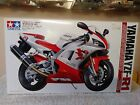 TAMIYA 1/12 Scale Model Motocycle Kit Yamaha YZF-R1 # 14073
