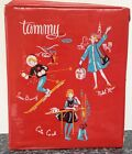 VIintage Red Tammy Doll Case by Ideal 1960's