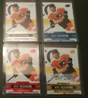 2017-18 UD Overtime Rookies #104 Mike VECCHIONE Base,Blue,Red 99+RARE Gold AUTO