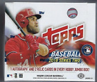 2018 Topps Series 2 Baseball Hobby JUMBO Box (10 Packs of 50 Cards - 3 hits)