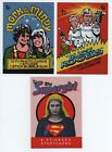 2018 Topps 80th Wrapper Week 23 #67 Mork & Mindy #68 Buck Rogers #69 Supergirl