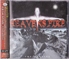 Heavens Fire The Out Side Japan CD Obi CRCL-4537