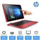 HP x2 10 p007na 101 Touch Convertible Laptop Tablet Intel Atom x5 32GB SSD