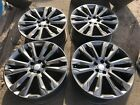 22 RIVIERA RV124 ALLOY WHEELS RANGE ROVER VOGUE SPORT DISCOVERY Alloys Rims