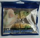 "Baby Bass Reaction Strike 4"" Soft Revolution Shad Slow Fall rESS-4-SLOW  Itm.B11"