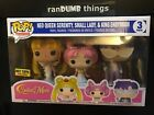 Funko Pop Sailor Moon Neo Queen Serenity Small Lady & King Endymion Hot Topic 3
