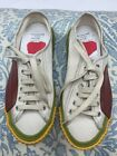 ACNE Studios Todd Sneaker Size 6 US 36 Made in Italy Multi Color NEW300