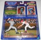 Starting Lineup Roger Clemens Curt Schilling Classic Doubles 2000-