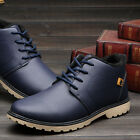 Hot Winter Warm Ankle Boots Men Formal Casual PU Leather Shoes Sports Sneaker