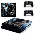 New Arrived Venom Protector Skin Sticker For Playstaion 4 PS4 Console Controller