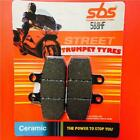 Gilera 500 Dakota 86 SBS Front Ceramic Brake Pads OE QUALITY 588HF