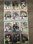 Topps Chrome Huge Lot 757 Cards Numbers Rare Rookie Autos Acuna's Octane's!!