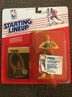 1988 Kenner Starting Lineup - Larry Bird On FANTASTIC Card No Price tags