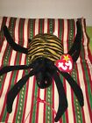 1996 Ty Original Beanie Babies SPINNER The Spider w/Tags (6 inch)