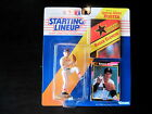 ROGER CLEMENS VINTAGE 1992 STARTING LINEUP  FIGURE WITH CARD & POSTER  *NIB*