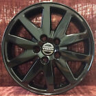 Volvo V50 S40 S60 C30 SET OF 4 16 OEM Wheels Gloss Black 70303 30666524