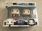 Buffy the Vampire Slayer Buffy and Faith Funko Pop Fall Convention Exclusive!