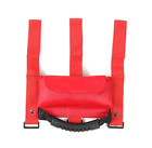 Red Roll Bar Grab Handle with Sunglasses Holder for Jeep Wrangler CJ TJ JK JL