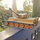 SOLIDO CHAR TIGRE WWII German Tiger Tank scale die cast model RARE FIND