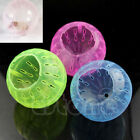 Pink Blue Green Small Pet Exercise Ball Hamster Gerbil Toy Running Activity USA