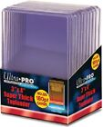 100 Ultra Pro 180pt 3x4 Super Thick Toploaders toploader New top loaders Patch